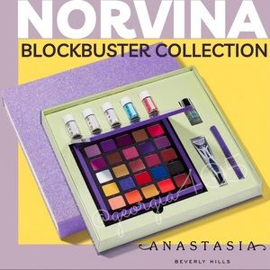 🆕💜ABH NORVINA Blockbuster Collection Anastasia